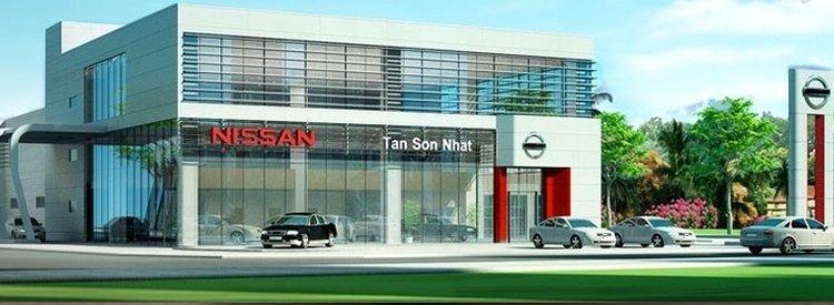 Nissan Tân Sơn Nhất