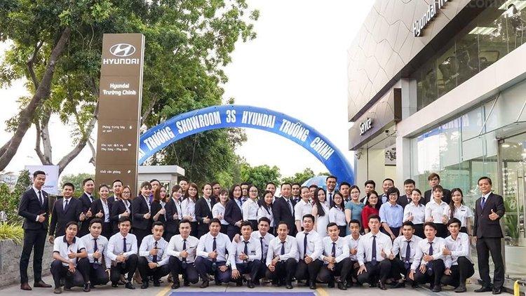 Hyundai Trường Chinh - CN Quận 4