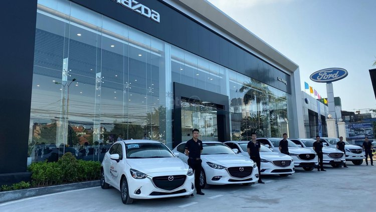 Mazda Giải Phóng (5)