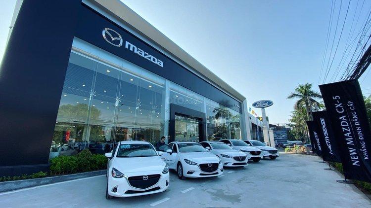 Mazda Giải Phóng (6)