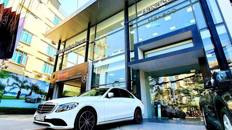 Mercedes Benz Haxaco Kim Giang - Used Car