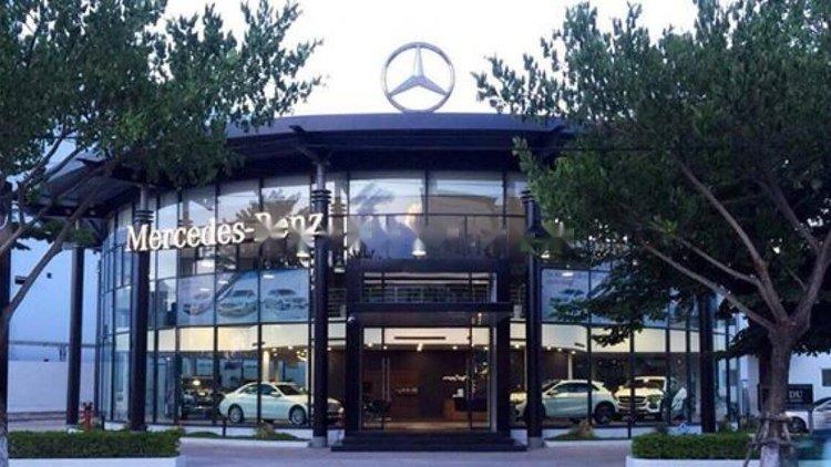 Mercedes-Benz An Du Đà Nẵng