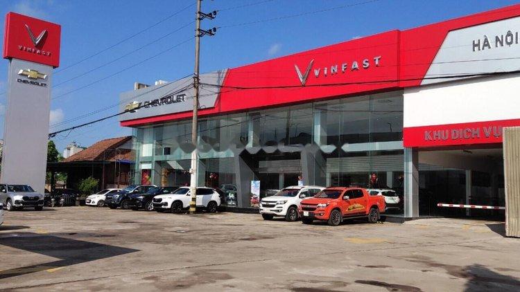 Vinfast - Chevrolet Hà Nội
