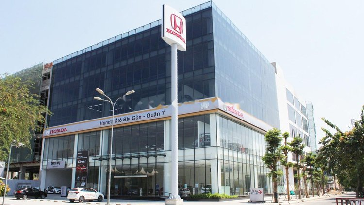 Honda Ô Tô Sài Gòn Quận 7