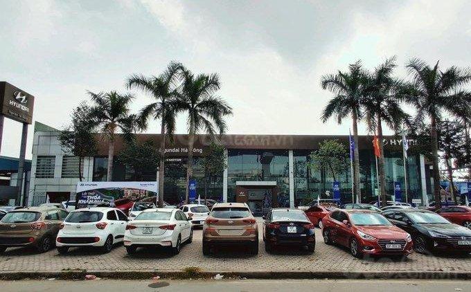 Hyundai Hà Đông – Chi nhánh Cát Linh