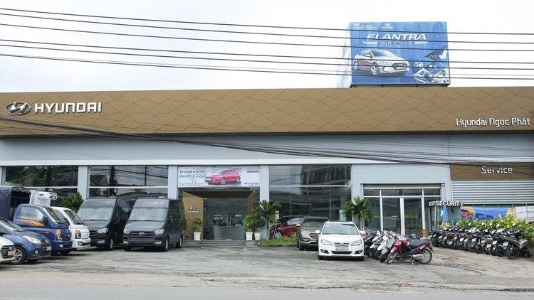 Hyundai Ngọc Phát - Chi Nhánh 2