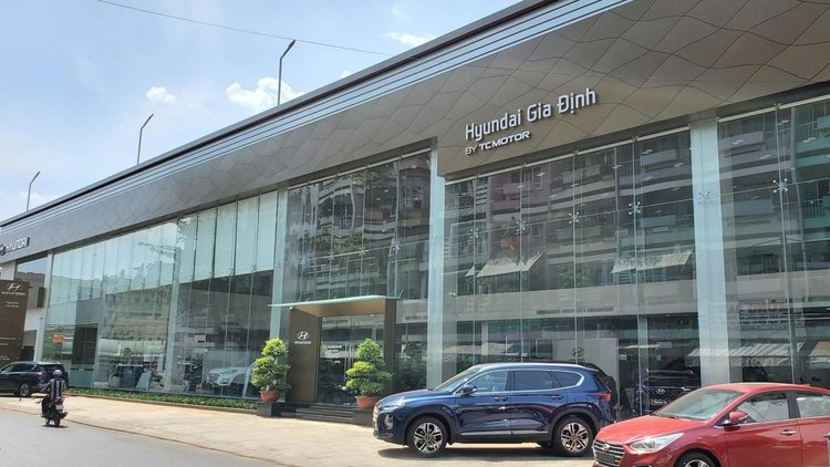Hyundai Gia Định 3S - Chi nhánh Quận 6