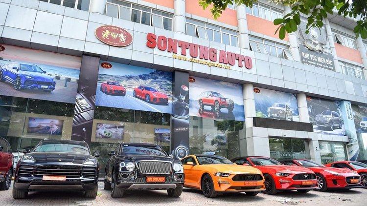 Sơn Tùng Auto (2)