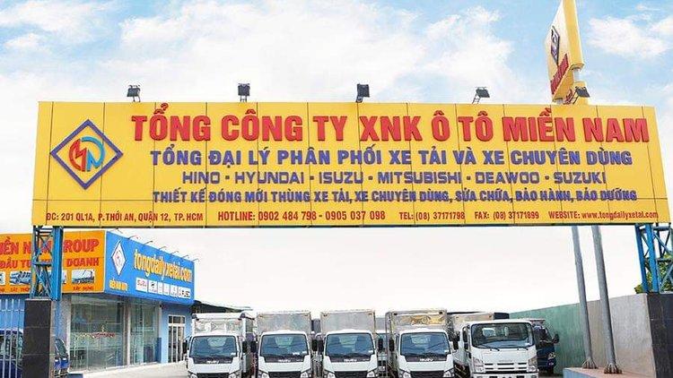 Tổng công ty ô tô Miền Nam
