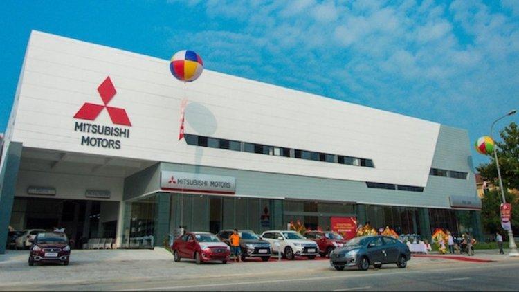 Mitsubishi Phạm Văn Đồng