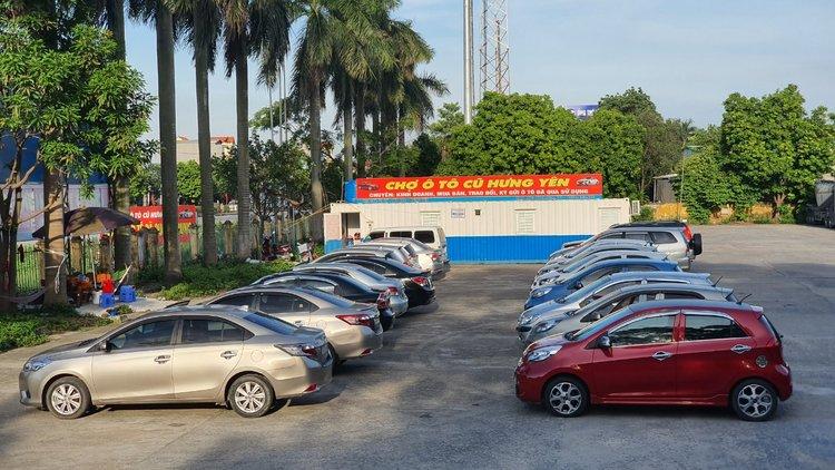 Chợ Ô tô cũ Hưng Yên