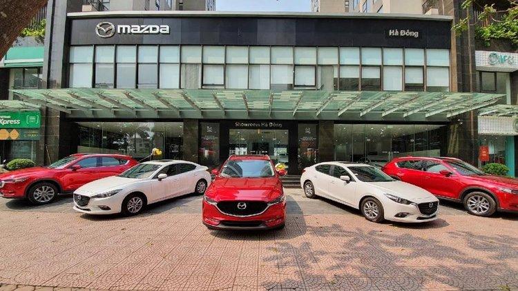 Mazda Hà Đông