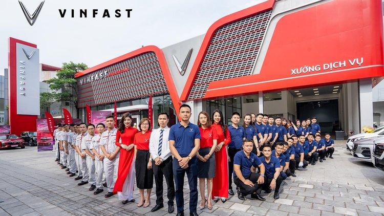 Vinfast Phạm Văn Đồng