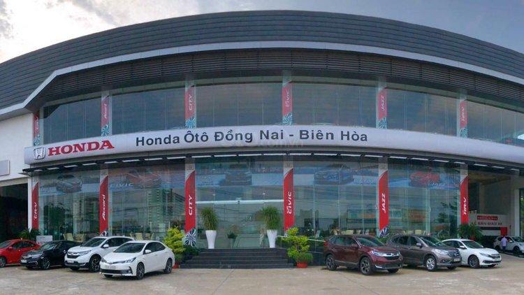 Honda Ô Tô Biên Hòa