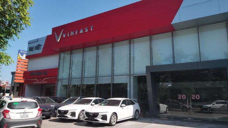 Vinfast - Chevrolet Đại Việt