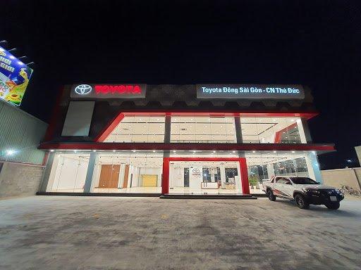 Toyota Đông Sài Gòn - CN Thủ Đức