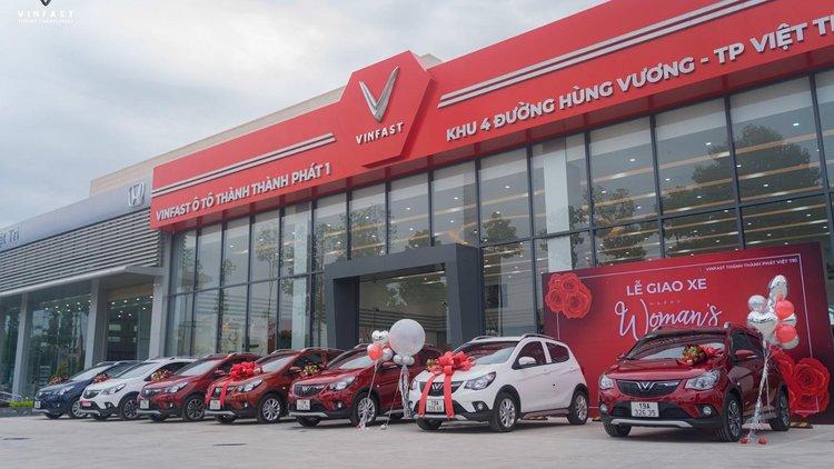 Vinfast Ô Tô Thành Thành Phát 1 – Việt Trì