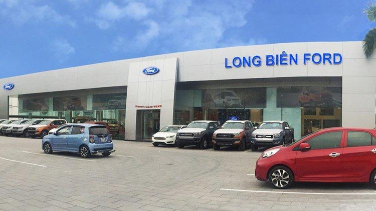 Long Biên Ford