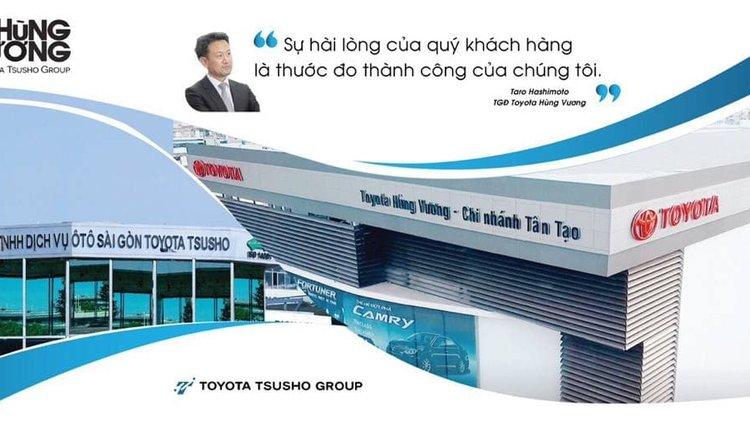 Toyota Hùng Vương