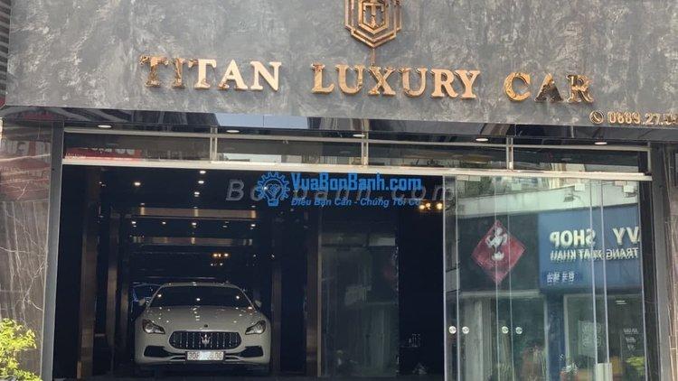 TiTan Luxury Car