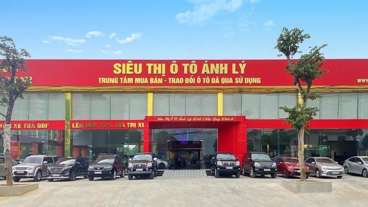 Salon ô tô Ánh Lý