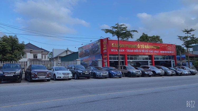 Salon Phong Ô tô Hải Dương