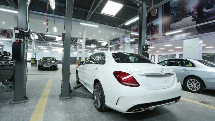 Mercedes-Benz Haxaco Kim Giang (8)