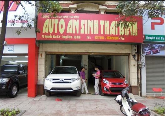 Auto An Sinh Thái Bình