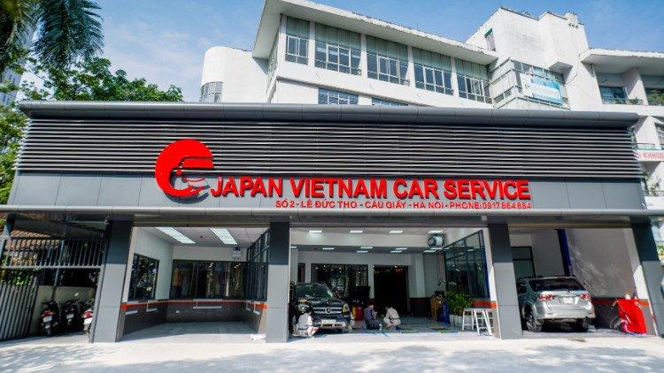 Japan Vietnam Car Service
