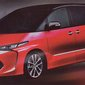 Toyota Previa facelift 2016 hé lộ thêm hình ảnh ngoại thất