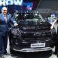 Chevrolet Trailblazer 2018 'ngầu' hơn với gói phụ kiện Perfect Black tại VMS 2018