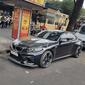 Bắt gặp 'hàng hiếm' BMW M2 Coupe màu đen bóng lăn bánh tại Sài Gòn
