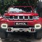 Chiêm ngưỡng xe Baic BJ40L nhái Jeep vừa về Việt Nam