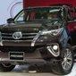 Giá lăn bánh xe Toyota Fortuner 2019 tại Việt Nam, cao bậc nhất phân khúc