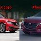 So sánh xe Honda Civic RS 2019 và Mazda 3 2.0 2018 sedan