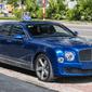 Bentley Mulsanne Speed xanh độc bất ngờ xuất hiện tại Việt Nam, giá 20 tỷ