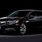 Honda Legend 2015 có thêm bản động cơ hybrid