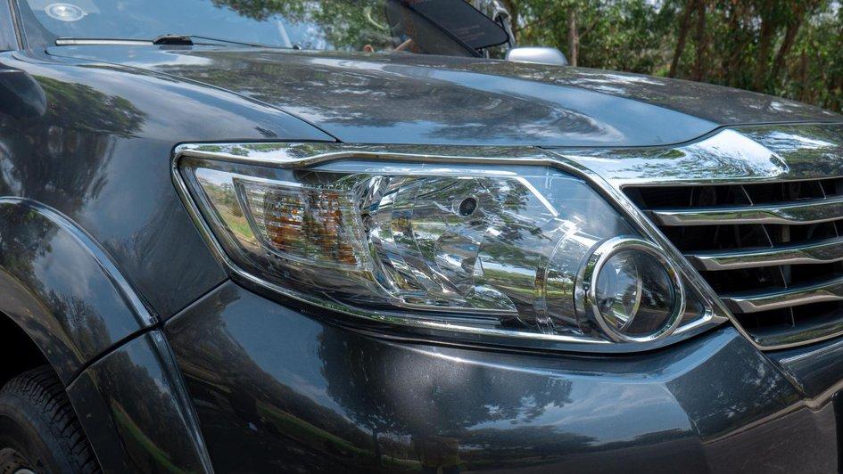 XE NGON GIÁ TỐT | TOYOTA FORTUNER 2013 xe đẹp, nhiều nâng cấp sang trọng, ODO chưa tới 8 vạn km. 2