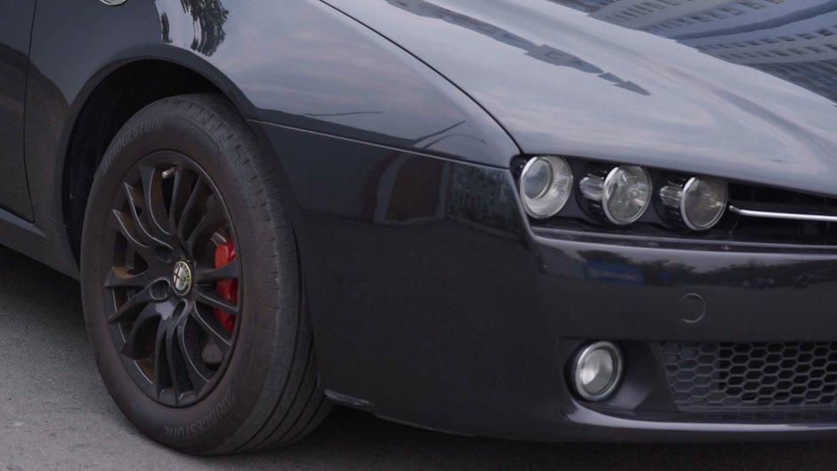 XE NGON GIÁ TỐT   Xe thể thao hiếm Alfa Romeo 159 đời 2013 giá chưa tới 1 tỉ. 7