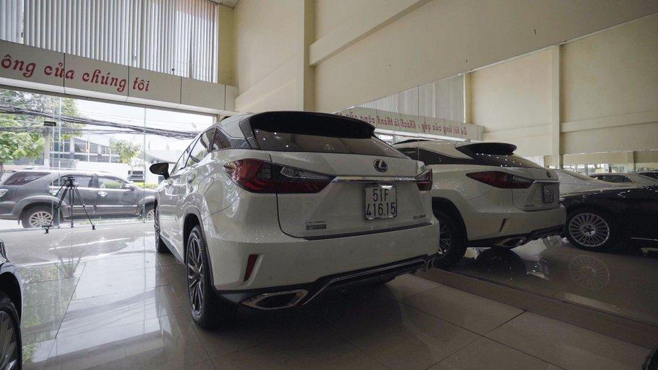 XE NGON GIÁ TỐT   Lexus RX350 F-sport chạy 40.000km vẫn giữ giá hơn 3 tỉ. 2