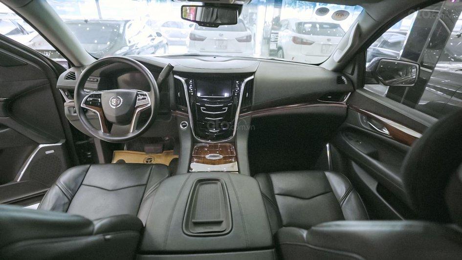 XE NGON GIÁ TỐT   Cadillac Escalade ESV 2015 đạt 10/10 điểm nội thất. 2