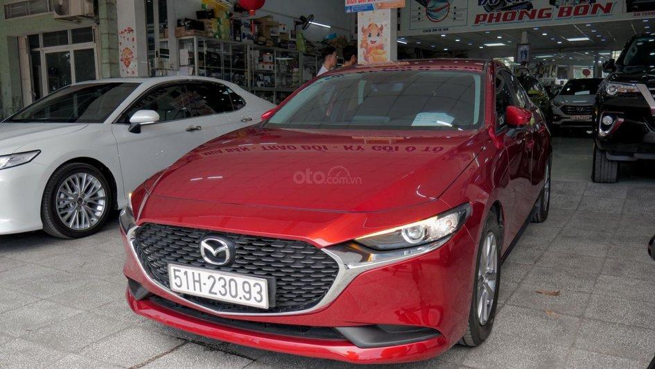XE NGON GIÁ TỐT | Xe sedan lướt MAZDA 3 với ODO 12.000 km có giá chỉ hơn 600 triệu đồng. 1