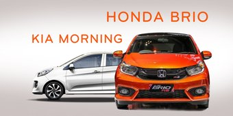 So sánh xe Kia Morning 2019 và Honda Brio 2019: Có phải giá cao là xịn?