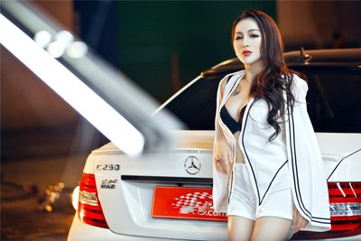 Mercedes-Benz C260 AMG 6