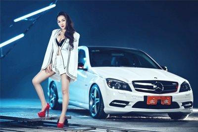 Mercedes-Benz C260 AMG