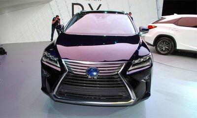 Lexus RX 2016 a3