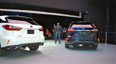 Lexus RX 2016 a6