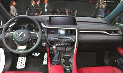 Lexus RX 2016 a7