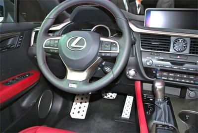 Lexus RX 2016 a9