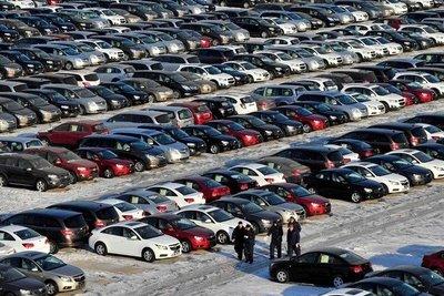 Thị trường xe hơi châu Âu